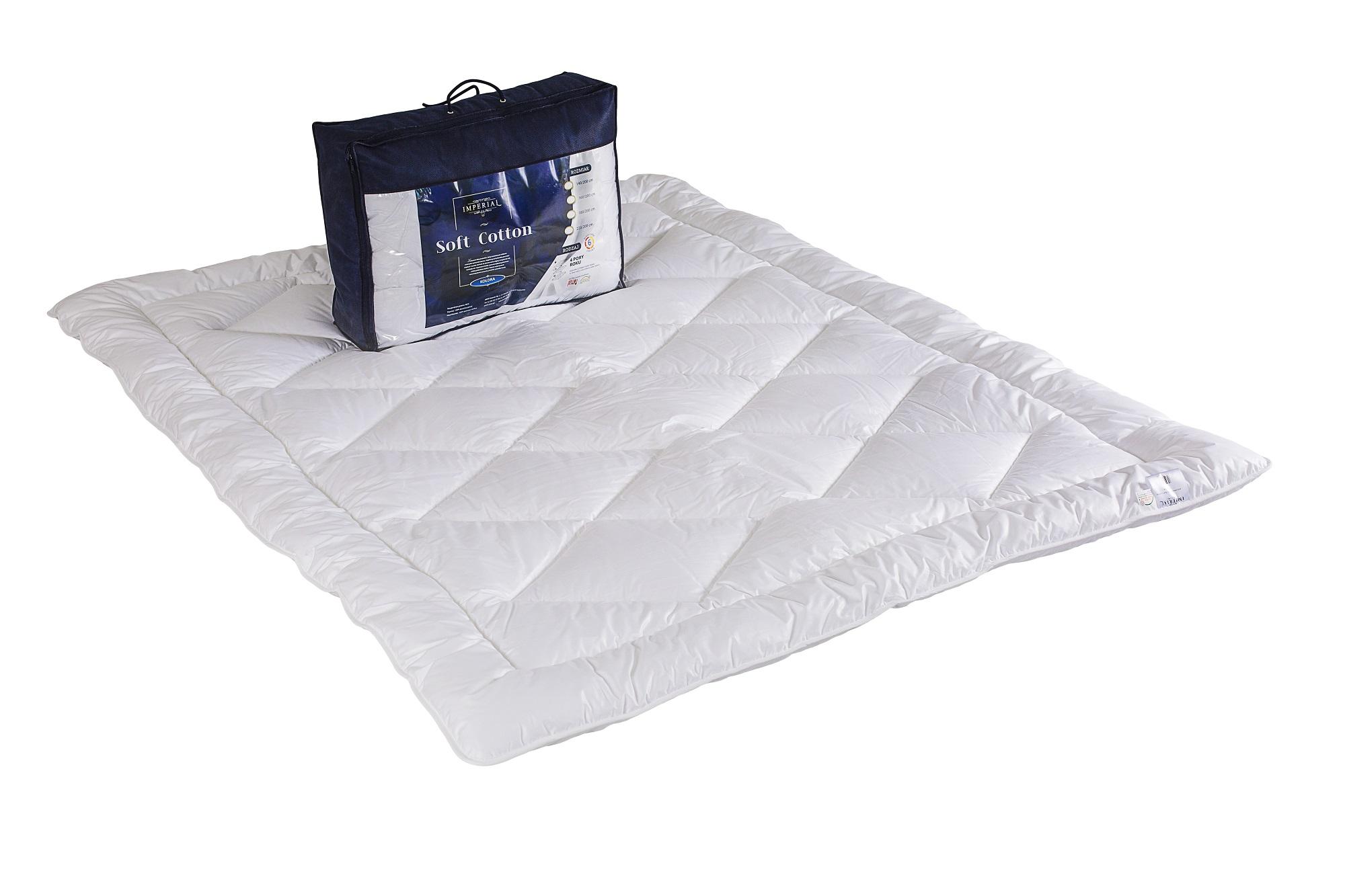 koldra caloroczna imperial soft cotton antyalergiczna